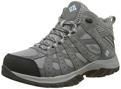 Zapatillas de Senderismo Columbia Canyon Point Waterproof Impermeable para Mujer