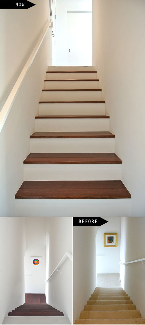 Dad's stairs ideas Mid-Century Modern Blog » Home | House ...