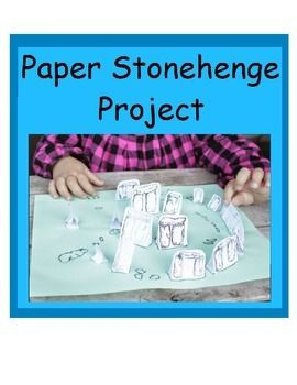 How can i write a two page essay on the stonehenge?