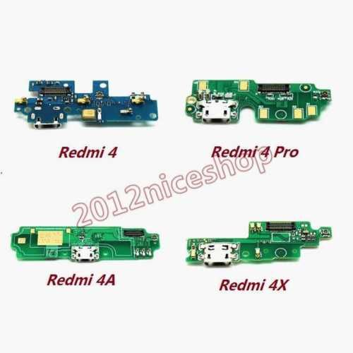 Usb Dock Charger Charging Port Flex Mic Cable For Mi Xiaomi Redmi 4 4 Pro 4a 4x Usb Dock Smartphone Repair Xiaomi