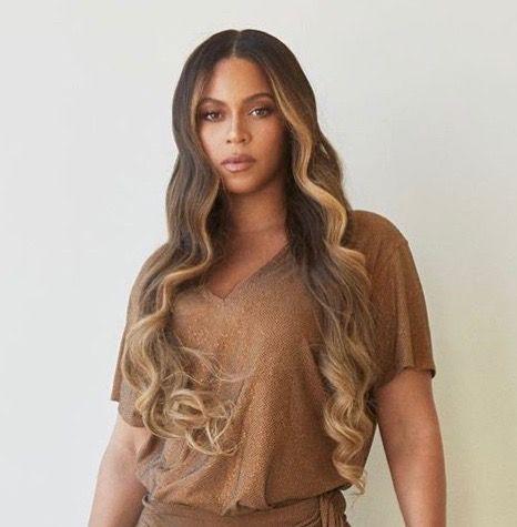 New Hair By Natalya Morris In 2020 Beyonce Blonde Hair Beyonce