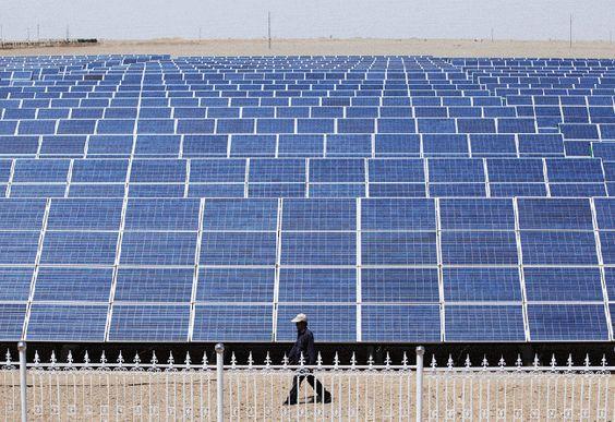 Kuwait Issues Tender For 1 2 Billion Solar Project In Al Dibdibah Solar Projects Solar Energy