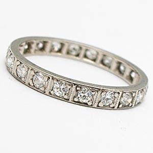vintage diamond wedding rings - Google Search