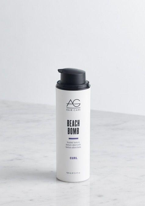 AG Hair Beach Bomb https://www.aghair.com/product/curl/beach-bomb-curl-enhancing-cream/