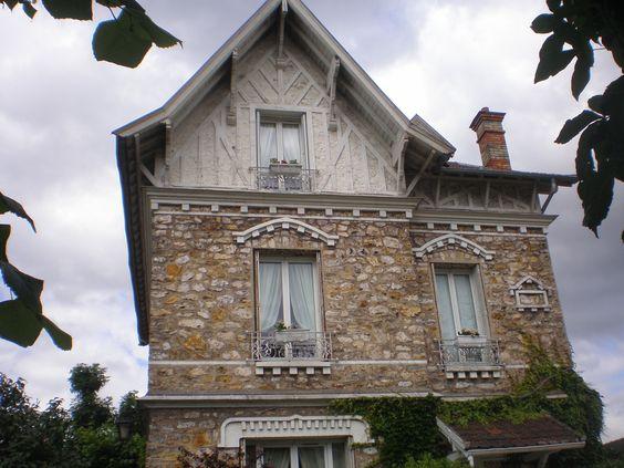 Pretty house , Paris region