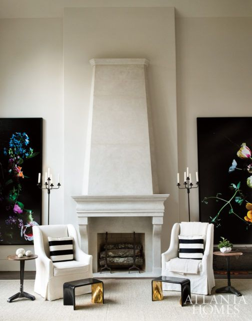 Perfect Fireplaces Home Decor