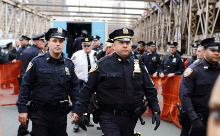 As New York Police Draw Their Guns More, New Yorkers are Worried