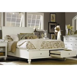 Nebraska Furniture Mart White Queen Bed