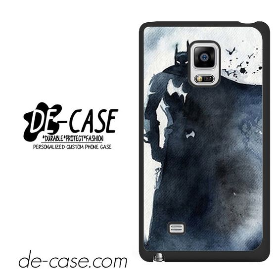 Batman Watercolor Superheroes DEAL-1570 Samsung Phonecase Cover For Samsung Galaxy Note Edge
