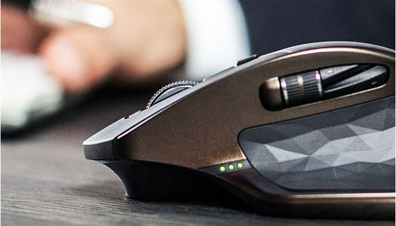 MX Master Wireless Mouse - rechargable - performance - Logitech