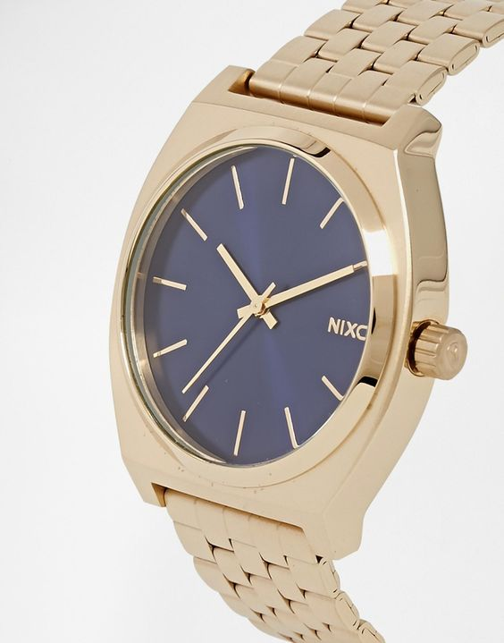 Image 2 of Nixon Time Teller Gold Stainless Steel Watch