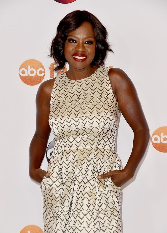 Viola Davis Is the First Black Woman to Win an Emmy for Lead Actress in a Drama Series