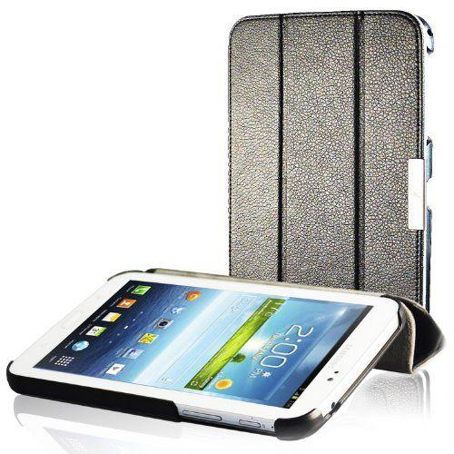 Funda de ForeFront Cases® Funda para Samsung Galaxy Tab 3 7.0 (7.0), 8GB + WiFi Cuero sintético de alta calidad B00CREQZ9C - http://www.comprartabletas.es/funda-de-forefront-cases-funda-para-samsung-galaxy-tab-3-7-0-7-0-8gb-wifi-cuero-sintetico-de-alta-calidad-b00creqz9c.html
