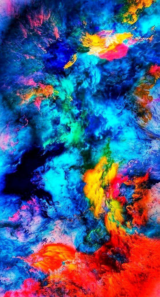 Colorful Wallpaper 4k Mobile Ideas Di 2020 Gambar