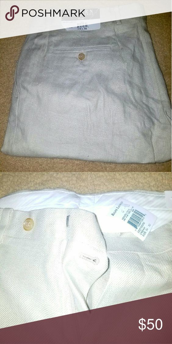 Ralph Lauren Dress Pants Selling for Fianc?. Used to work for Polo/Ralph Lauren Luxury Store and had an entire box of old stuff he will never wear again. Ralph Lauren Pants Dress