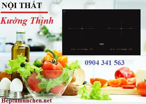 Giá bán của bếp từ Munchen M50 new 2017 mới nhất hôm nay