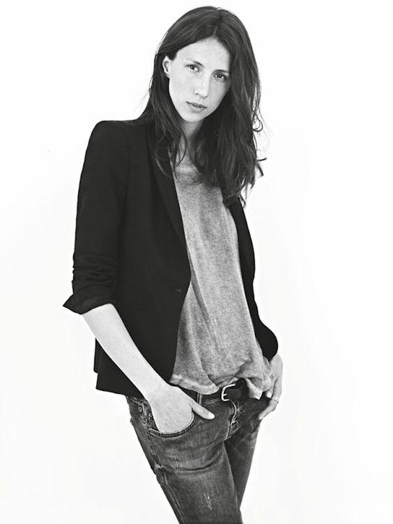 Geraldine Saglio, Fashion Editor French Vogue