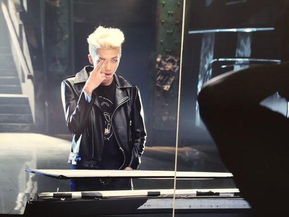 Rapmon ~~ Danger jap. ver. - shooting a video clip