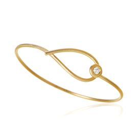 Marianne Dulong Gold Kharisma Bracelet.