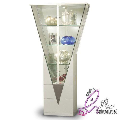 بالصور اشكال نيش مودرن 2019 أشكال أنيقة و مميزة للنيش الحديث Glass Vase Vase Glass