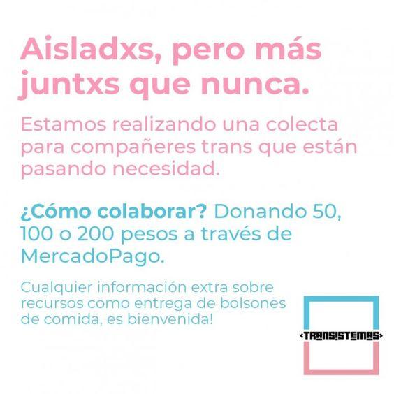 Día Internacional de la Visibilidad Trans en épocas del coronavirus