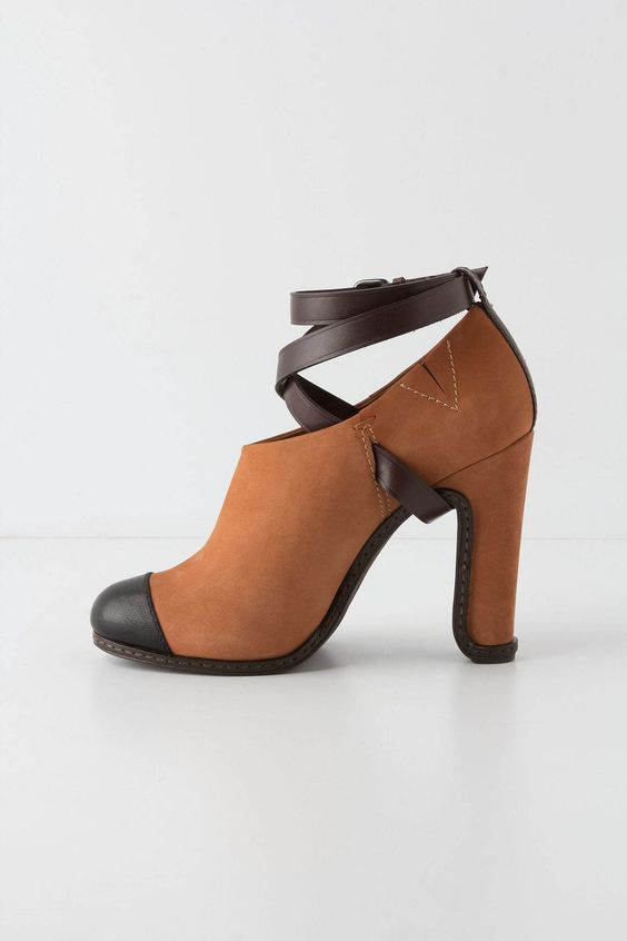 Petra Buckled Heels