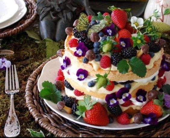 This looks yummy and beautiful