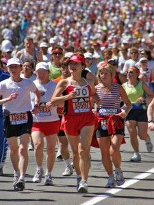 The 2012 #Boston Marathon will be held on Patriot's Day, Mon., April 16. http://visitingnewengland.com/blog-cheap-travel/?p=2222