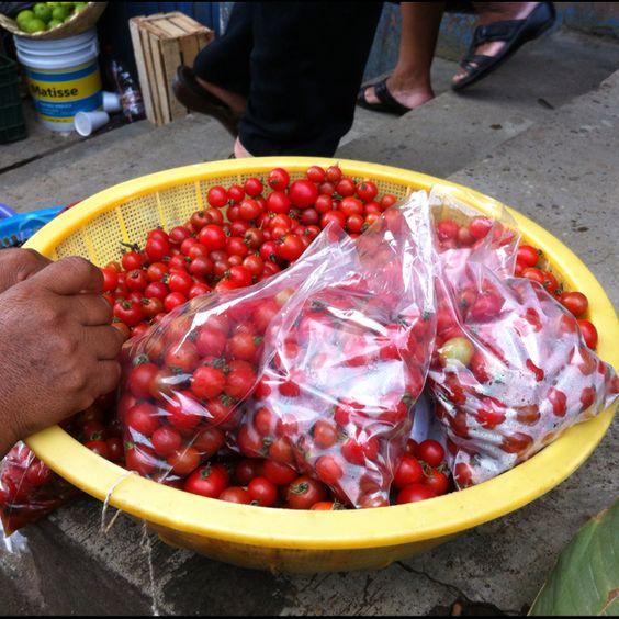 Tomate chiquito,miltomate