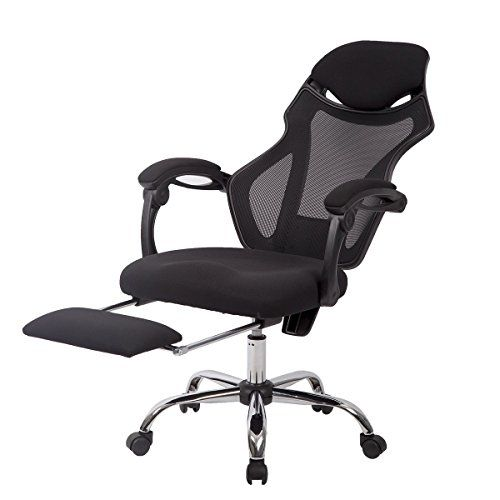 Bestmassage Recliner Office Chair Mesh High Back Office Task