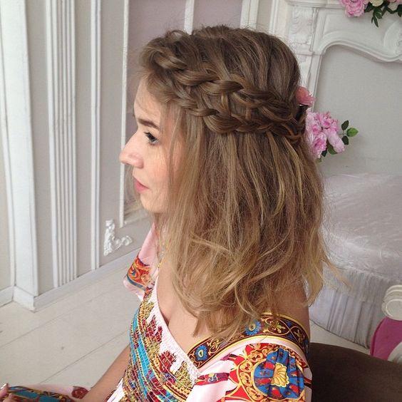 #бохо #бохоневеста #богемныйстиль #boho #bohohair #bohobride #bohowedding #bohemianbride #hairstyle