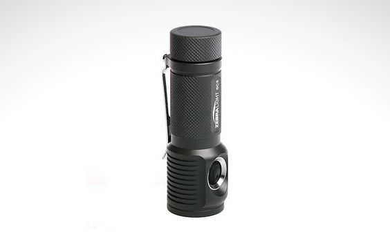 "Zebralight SC5 AA Flashlight 318"" Long And 2 Oz In Weight Powerful"