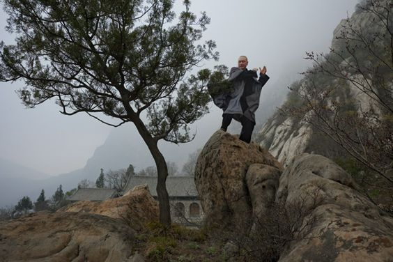 shaolin kung fu monk 615 Myths about the Shaolin monks
