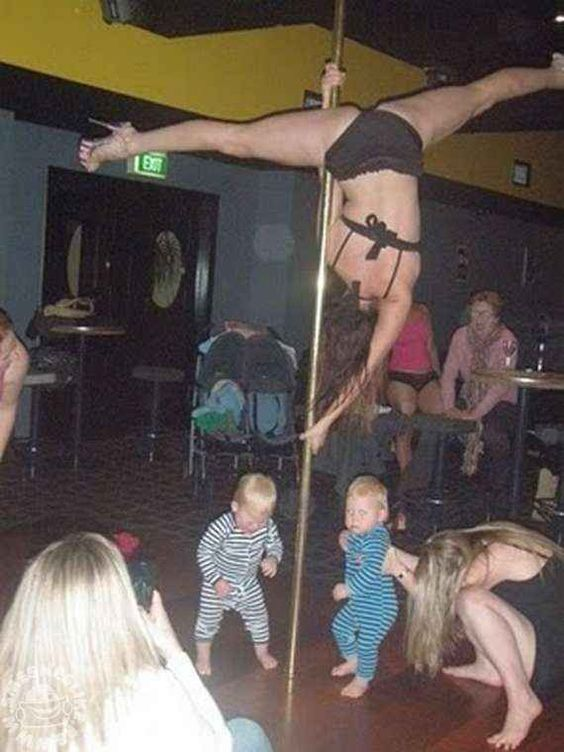 The lasr one was my fave with the kids face LMFAO! But some of these parents shouldnt be able to procreate