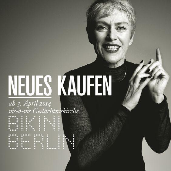 Neues Kaufen im Bikini Haus * New Shopping at Bikini House Berlin