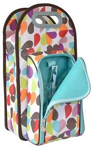 Beau & Elliot Brokenhearted Insulated Wine Carrier | Picnic | Hamper…