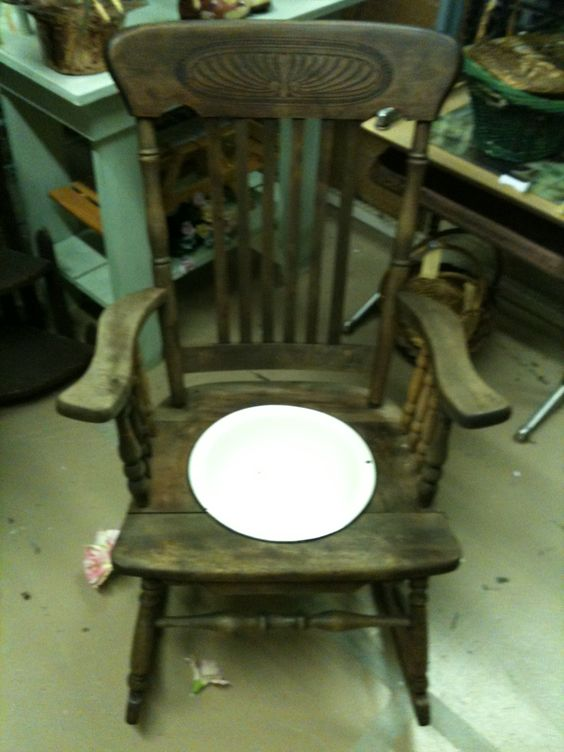 ... chair. I can just see grandma sitting in the rocking chair and rocking