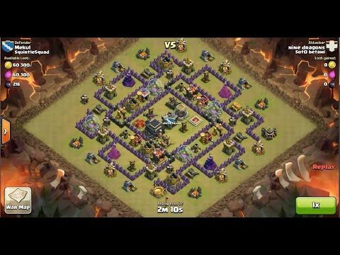 clash of clans attack strategy after update