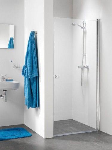 Schwingtür Duschabtrennung für Nische