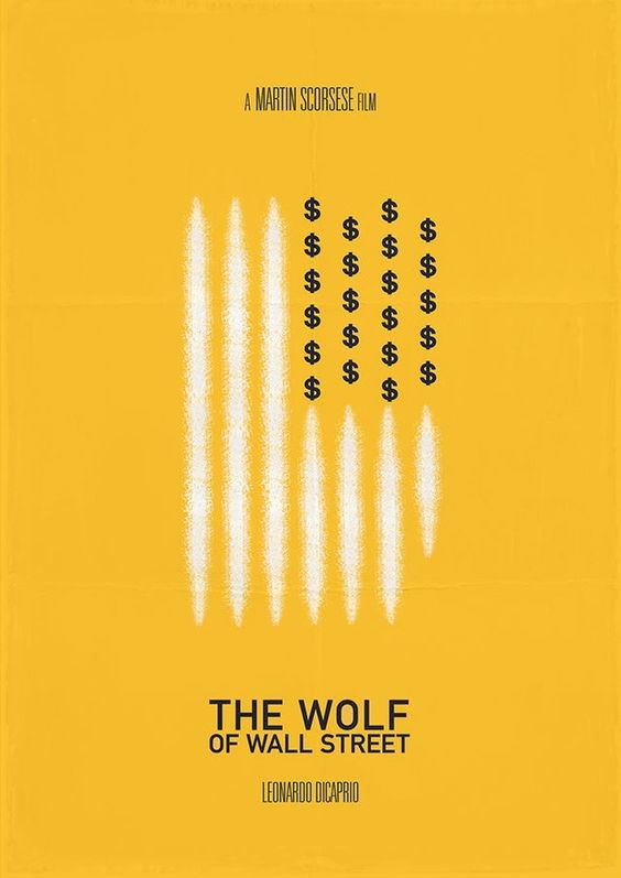 Poster / the wolf ows