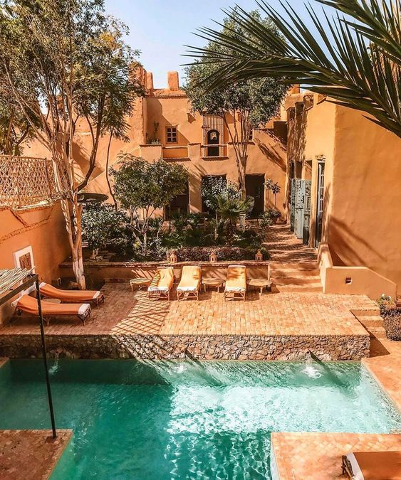 Maisons Nomades On Instagram Hidden Private Riad In Taroudant Pics By Thetinynomad Nomadlifestyle N In 2020 Morocco Moroccan Interiors Morocco Style