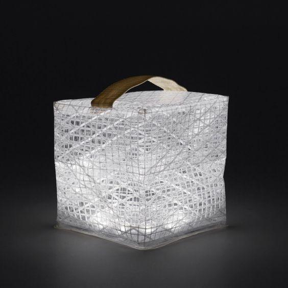 Lanterne flexible et solaire - Merci