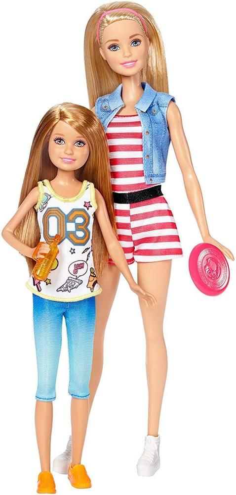 denim jumpsuit Barbie sister Stacie Doll clothes