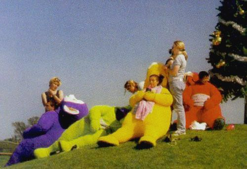 Teletubbies unmasked