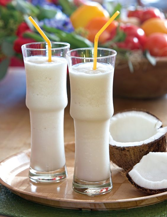 ... Perfect Menu for Your Father's Day Celebration: Coconut Daiquiris