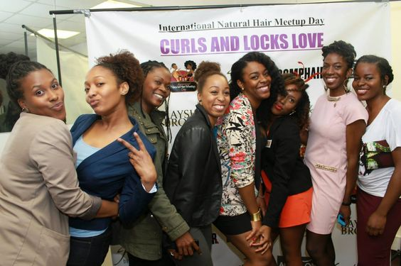 L' International Natural Hair Meet Up Paris 2014 (INHMD Paris) -Les papoties de Manzelle Sapote