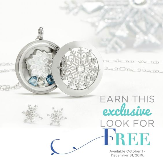 2016 Holiday Hostess Exclusive - Origami Owl #O2 #origamiowl #hostessexclusive…