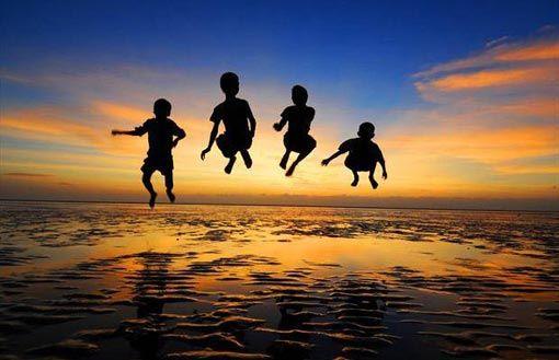 "Jump"" by Kyaw Thar of Myanmar"