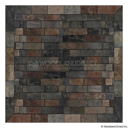 Heritage Square Wall Pad - Western Flagstone #LearnShopEnjoy
