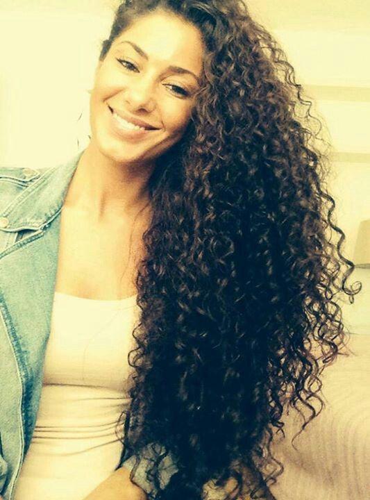 straight hair be d hair looks i want her hair long curly hair to grow ...